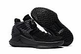 Air Jordan 32 Shoes Black 2018 Mens Air Jordans Retro 3s Basketball Shoes XY15,new jordan shoes,cheap jordan shoes,jordan retro 11,jordans shoes,michael jordan shoes