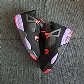 Air Jordans 4 Retro Raptors 2018 Girls Womens Air Jordans Retro 4s Basketball Shoes XY28,new jordan shoes,cheap jordan shoes,jordan retro 11,jordans shoes,michael jordan shoes