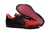 Nike Kobe 11 Black Red Mens Nike Kobe Bryant Basketball Shoes SD5,baseball caps,new era cap wholesale,wholesale hats