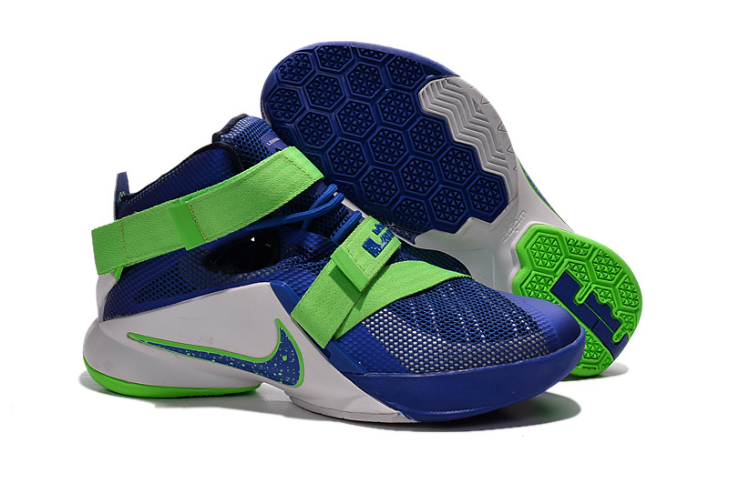 save off f0c7c 4a14b Nike Lebron Soldier 9 Mens Nike Lebron James Basketball Shoes SY7 -  Getfashionsstore.