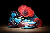 Nike Lebron 13 Shoes Flowers Mens Nike Lebrons James Basketball Shoes SD41