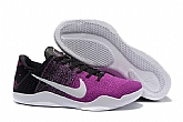 Nike Kobe 11 Elite Low Knit Mens Nike Kobe Bryant Basketball Shoes SD40