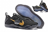 Nike Kobe 11 Elite Low FTB Black Glod Mens Nike Kobe Bryant Basketball Shoes SD47,baseball caps,new era cap wholesale,wholesale hats