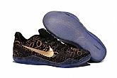 Nike Kobe 11 Elite Low Black Gold Mens Nike Kobe Bryant Basketball Shoes SD50,baseball caps,new era cap wholesale,wholesale hats