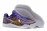 Nike Kobe 11 Low Mens Nike Kobe Bryant Basketball Shoes SD60