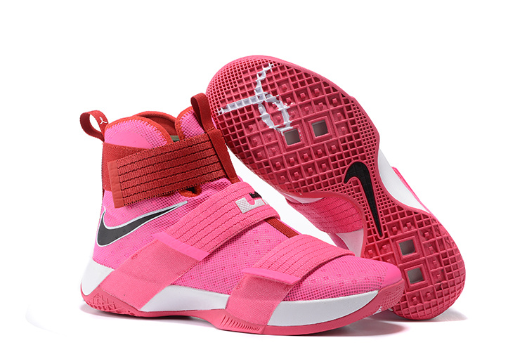 pretty nice 2f5c5 2e16f Nike Zoom LeBron Soldier 10 Mens Nike Lebron James Basketball Shoes SD12 -  Getfashionsstore.