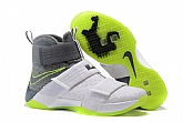 Nike Zoom LeBron Soldier 10 Mens Nike Lebron James Basketball Shoes SD16