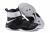 Nike Zoom LeBron Soldier 10 Mens Nike Lebron James Basketball Shoes SD21