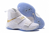 Nike Zoom LeBron Soldier 10 Mens Nike Lebron James Basketball Shoes SD22