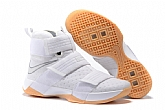 Nike Zoom LeBron Soldier 10 Mens Nike Lebron James Basketball Shoes SD7