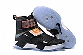 Nike Zoom LeBron Soldier 10 Mens Nike Lebron James Basketball Shoes SD9