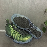 Nike Air Foamposite One Green Mens Nike Foamposites Basketball Shoes SD69