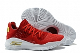 UA Curry 4 Low Mens Stephen Curry Basketball Shoes SD35