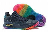 UA Curry 4 Low Mens Stephen Curry Basketball Shoes SD39
