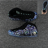 Nike Air Foamposite One PRM Abalone Mens Nike Foamposites Basketball Shoes SD71