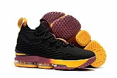Nike LeBron 15 Mens Nike Lebrons James 15s Basketball Shoes SD5,baseball caps,new era cap wholesale,wholesale hats
