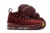 Nike LeBron 15 Mens Nike Lebrons James 15s Basketball Shoes SD7,baseball caps,new era cap wholesale,wholesale hats