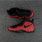Nike Air Foamposite Pro Black Red Mens Nike Foamposites Basketball Shoes SD63,baseball caps,new era cap wholesale,wholesale hats