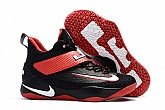 Nike LeBron Soldier 11 Black Red White Mens Nike Lebron James Basketball Shoes SD2,baseball caps,new era cap wholesale,wholesale hats