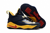 Nike LeBron Soldier 11 Blue Yellow Mens Nike Lebron James Basketball Shoes SD3,baseball caps,new era cap wholesale,wholesale hats