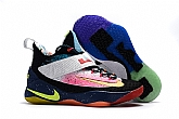 Nike LeBron Soldier 11 Mens Nike Lebron James Basketball Shoes SD8