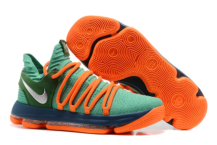the best attitude 3958a 0b22f Nike Zoom KD 10 Mens Nike Kevin Durant KD 10 Basketball Shoes SD18 -  Getfashionsstore.