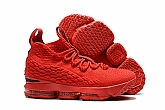Nike LeBron 15 Red Mens Nike Lebrons James 15s Basketball Shoes AAA Grade SD32,baseball caps,new era cap wholesale,wholesale hats