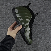 Nike Air Foamposite One Green Yeezy Mens Nike Foamposites Basketball Shoes SD72
