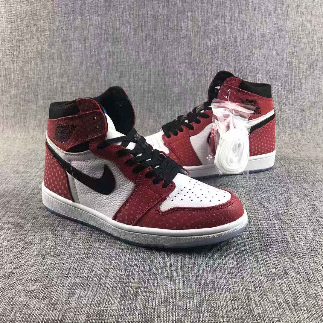 online store 10707 dc86a Air Jordan 1 Retro Chicago Crystal 2018 Mens Air Jordans 1s Basketball  Shoes XY232 - Getfashionsstore.