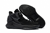 Air Jordan 32 Shoes Black 2018 Mens Air Jordans Retro 3s Basketball Shoes XY15