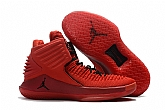 Air Jordan 32 Shoes Red 2018 Mens Air Jordans Retro 3s Basketball Shoes XY14