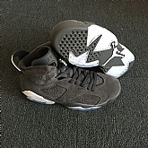 Air Jordan 6 Retro Cool Grey Suede 2018 Mens Air Jordans Retro 6s Basketball Shoes XY243,new jordan shoes,cheap jordan shoes,jordan retro 11,jordans shoes,michael jordan shoes