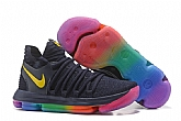 KD 10 Shoes 2018 Mens Nike Kevin Durant KD 10 Basketball Shoes XY48