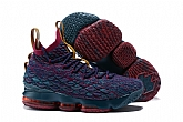 LeBron 15 Shoes 2018 Mens Nike Lebrons James 15s Basketball Shoes XY58,baseball caps,new era cap wholesale,wholesale hats