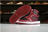Air Jordans 1 Retro Red Mens Air Jordans 1s Basketball Shoes XY228