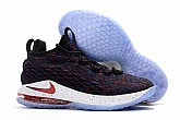 Air LeBron 15 Shoes Low 2018 Mens Nike Lebrons James 15s Basketball Shoes XY63