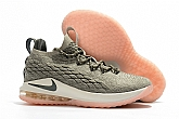 Air LeBron 15 Shoes Low 2018 Mens Nike Lebrons James 15s Basketball Shoes XY65