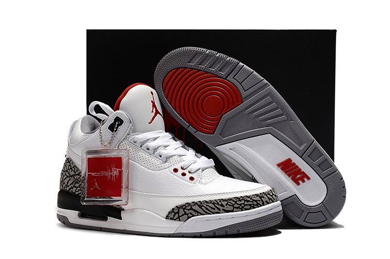 save off 583e6 a9a40 Justin Timberlake Air Jordan 3 JTH 2018 Mens Air Jordans Retro 3s  Basketball Shoes AAAA Grade XY129 - Getfashionsstore.