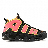 Air More Uptempo Hot Punch Girls Womens Nike Air Max Running Shoes SD10