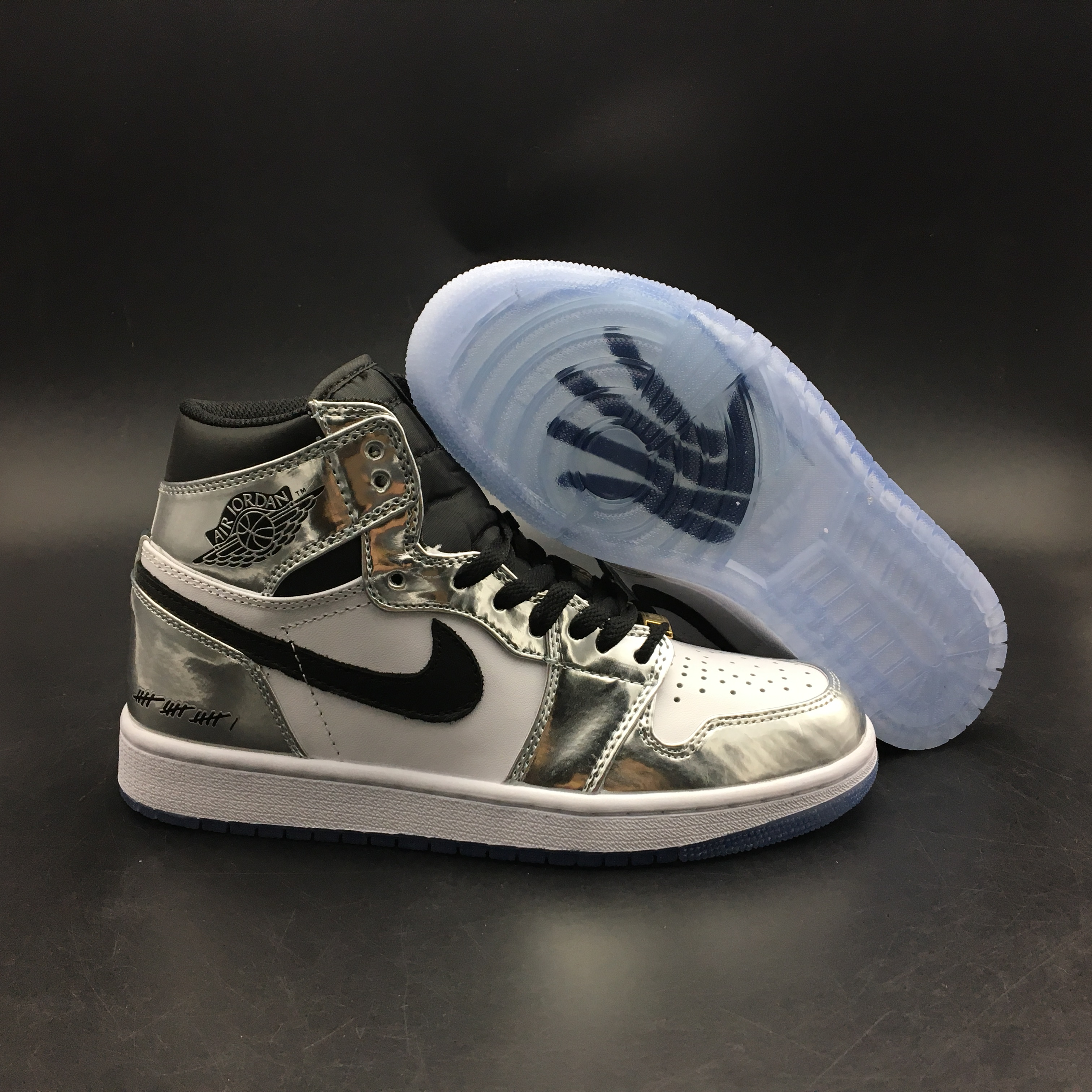 Air Jordan 1 High Pass The Torch 2018 Mens Air Jordans 1s Basketball Shoes  AAAA Grade XY229 , Getfashionsstore.