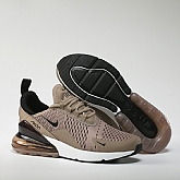 Nike Air Max 270 Mens Nike Air Max Shoes 160MY6