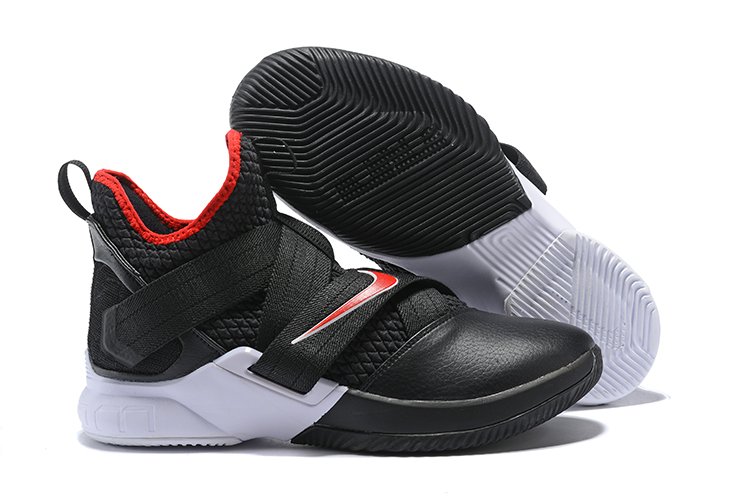 size 40 9aeb5 c5d38 Nike LeBron Soldier 12 Air Mens Nike Lebron James Basketball Shoes XY12 -  Getfashionsstore.