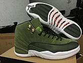 Air Jordan 12 Retro Chris Paul Graduation Pack 2018 Mens Air Jordans Retro 12s Basketball Shoes XY195