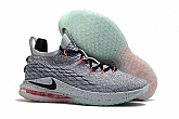 LeBron 15 Shoes Low 2018 Mens Nike Lebrons James 15s Basketball Shoes XY67