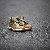 Air Jordan 11 Olive Lux Womens Jordans Retro 11s Shoes XY1,baseball caps,new era cap wholesale,wholesale hats
