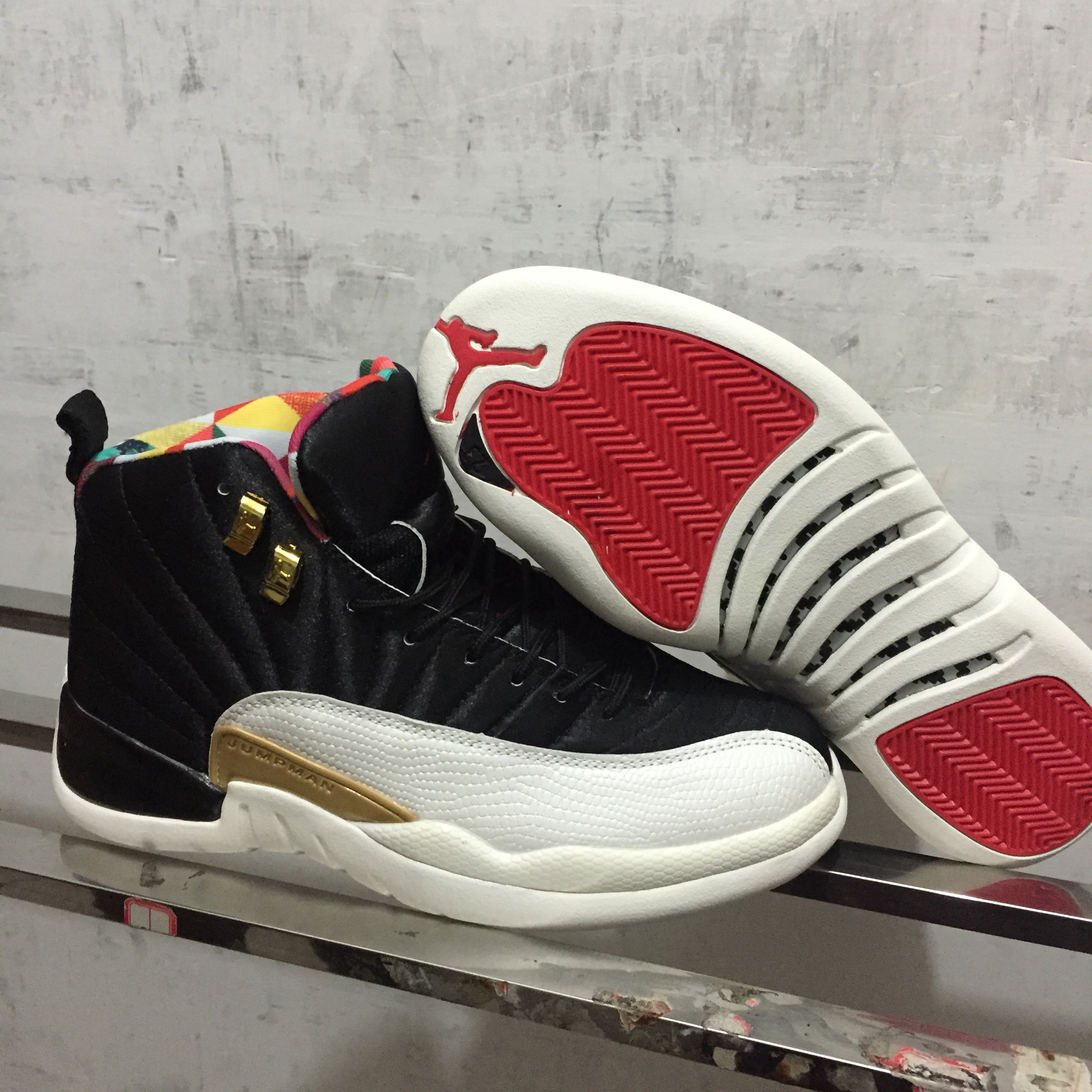 new style f07c6 a7280 Air Jordan 12 CNY Chinese New Years Jordans 2019 Mens Retro Jordans 12s  Shoes XY1 - Getfashionsstore.