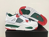 Air Jordan 4 Mens Retro Jordans 4s Shoes XY2