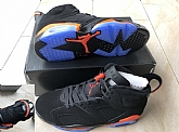 Air Jordan 6 Black Red 2019 Mens Retro Jordans 6s Shoes XY2