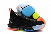 Nike LeBron 16 Shoes 2018 Mens Nike Lebrons James 16s Basketball Shoes XY28