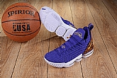 Nike LeBron 16 Shoes 2018 Mens Nike Lebrons James 16s Basketball Shoes XY29